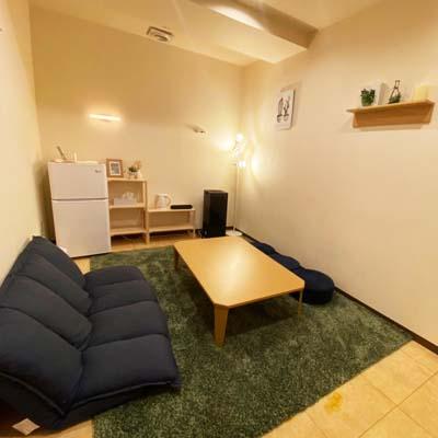 24Hレンタル宅飲みスペース新潟古町店のお部屋のご案内